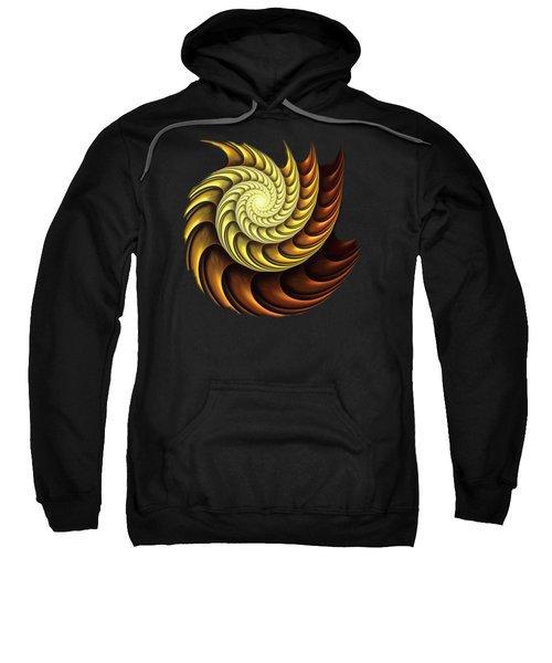 Golden Spiral Sweatshirt