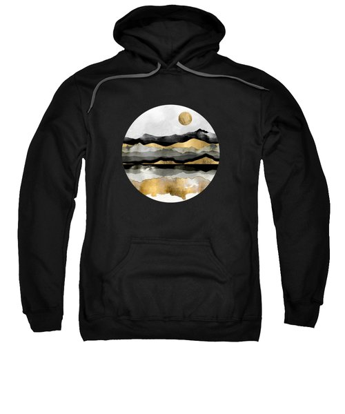 Golden Spring Moon Sweatshirt