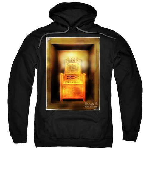 Golden Throne Sweatshirt