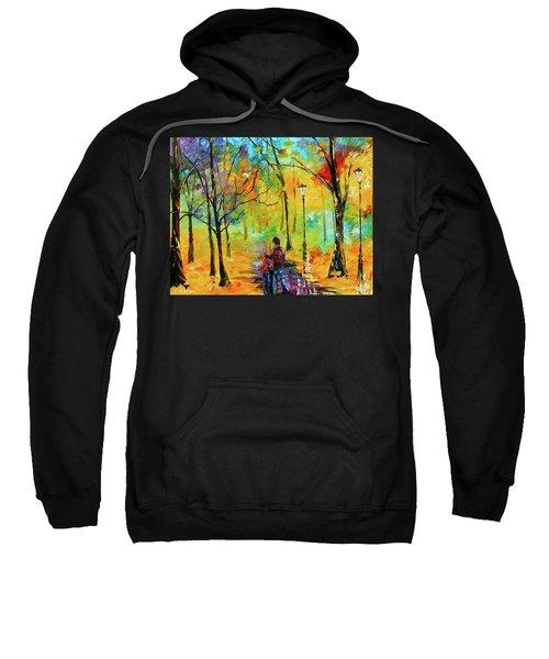 Golden Walk Sweatshirt