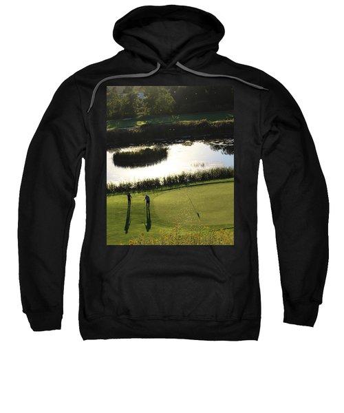 Golf - Puttering Around Sweatshirt