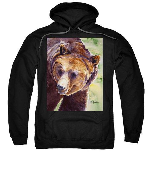 Good Day Sunshine - Grizzly Bear Sweatshirt