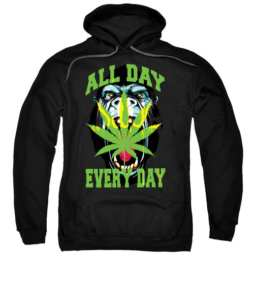 Gorilla Warfare  Sweatshirt