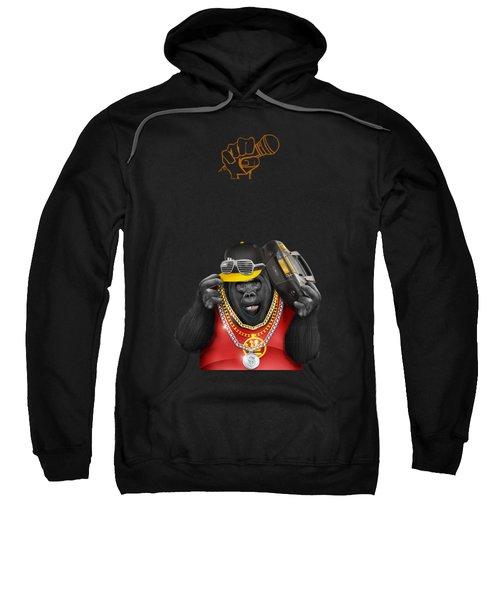 Gorillaz Hip Hop Style Sweatshirt