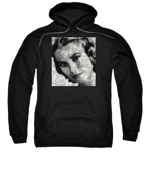 Grace Kelly Sweatshirt by Mary Bassett
