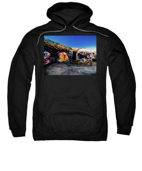 Graffiti_03 Sweatshirt
