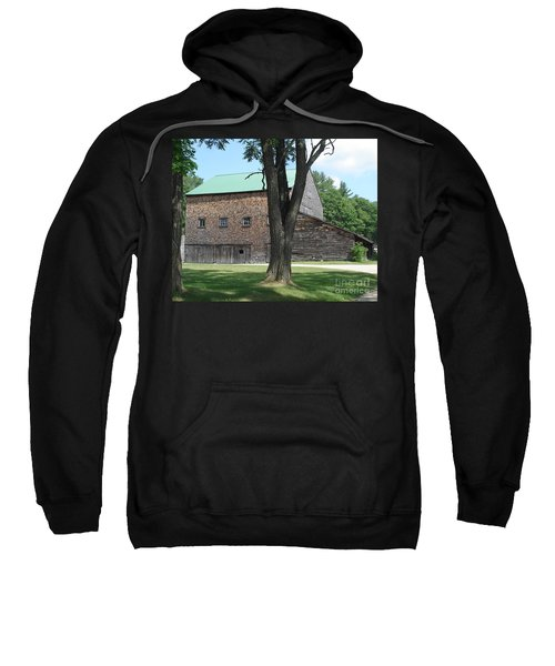 Grammie's Barn Through The Trees Sweatshirt