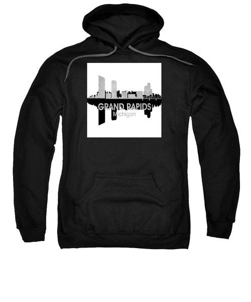 Grand Rapids Mi 4 Squared Sweatshirt