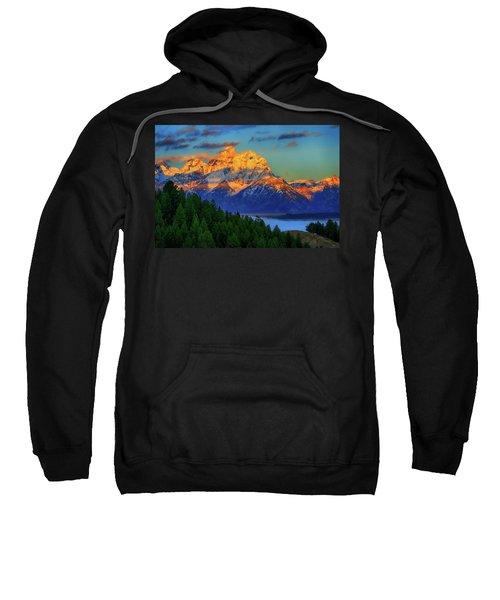Grand Teton Alpenglow Sweatshirt