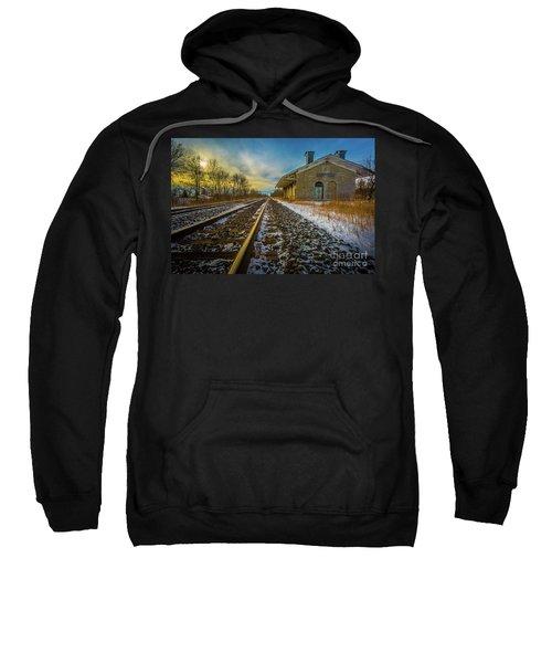 Grand Trunk Station  Sweatshirt