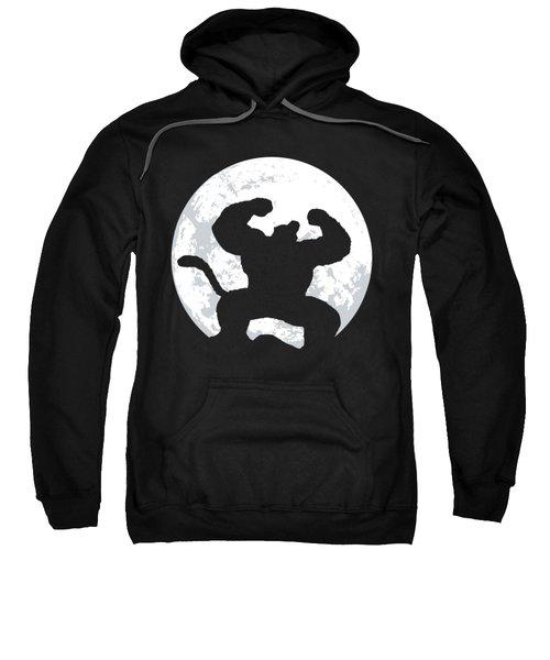 Great Ape Sweatshirt by Danilo Caro