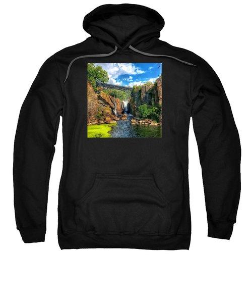 Great Falls In Paterson Sweatshirt