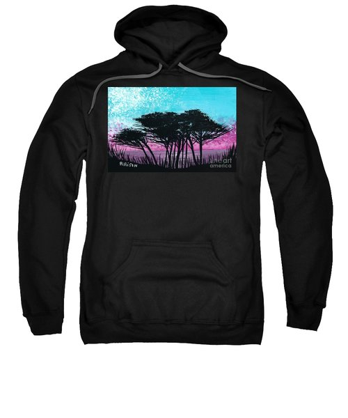 Grecian Sunset Sweatshirt