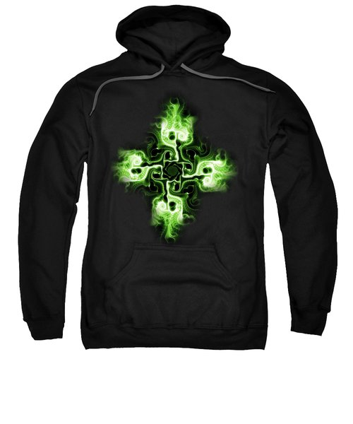 Green Cross Sweatshirt