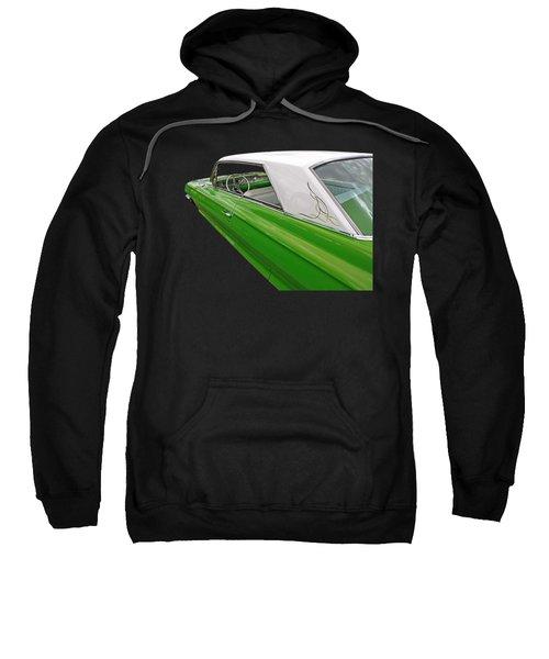Green Dream - '62 Cadillac Sweatshirt