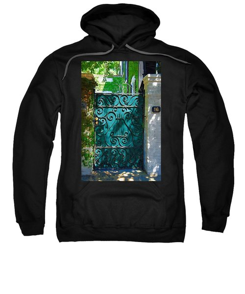 Green Gate Sweatshirt