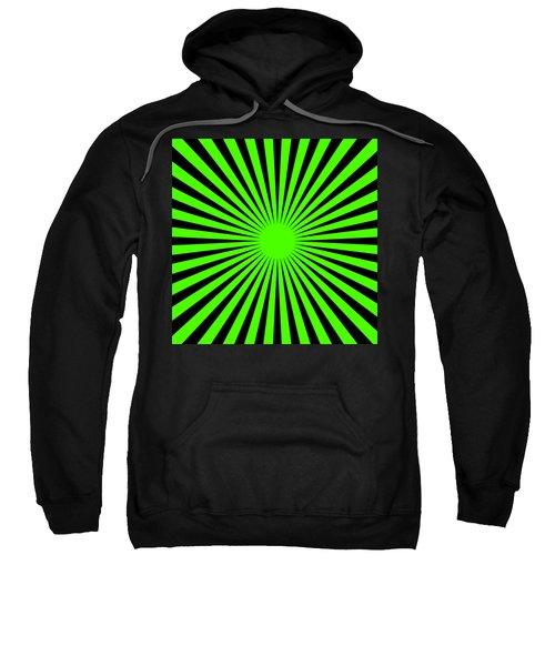 Green Harmony Sweatshirt