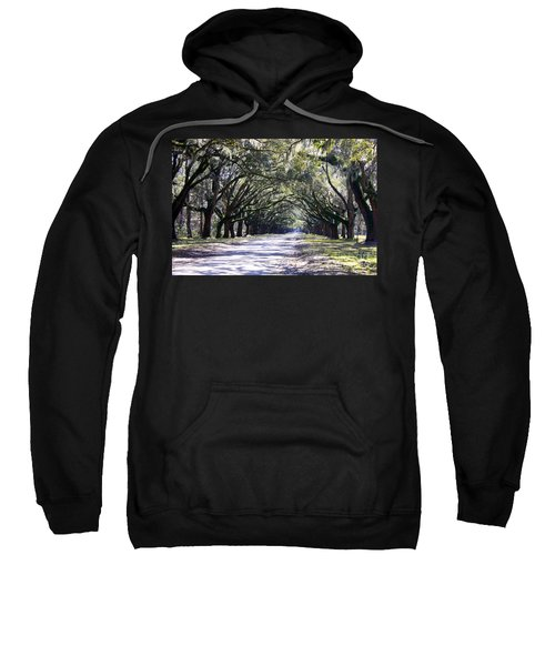 Green Lane Sweatshirt