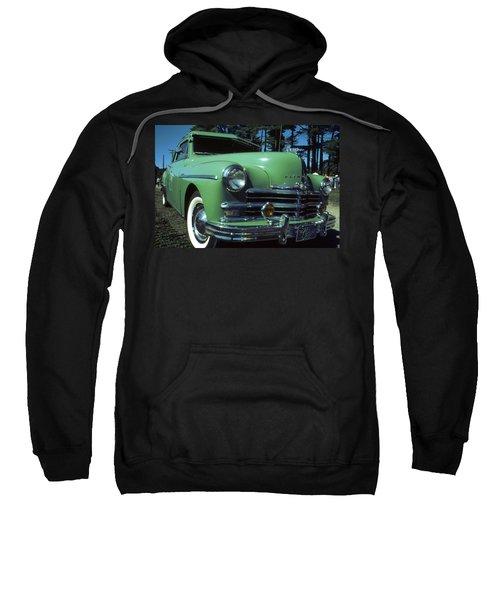 American Limousine 1957 - Historic Car Photo Sweatshirt