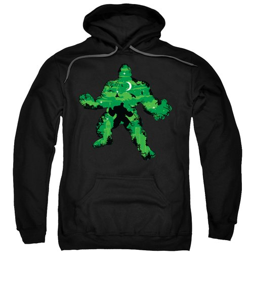Green Monster Sweatshirt