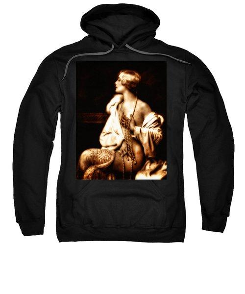 Grunge Goddess Sweatshirt