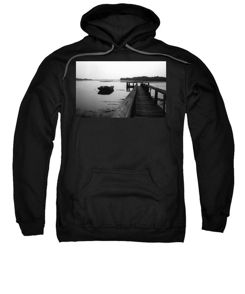 Gullah Coast Bateau Bw Sweatshirt