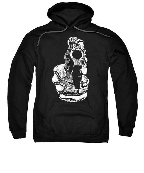 Gunman T-shirt Sweatshirt by Edward Fielding