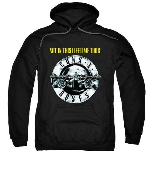 Guns And Roses Logo1 2017 Sweatshirt