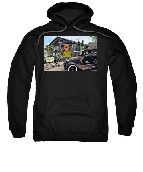 Hackberry Route 66 Auto Sweatshirt