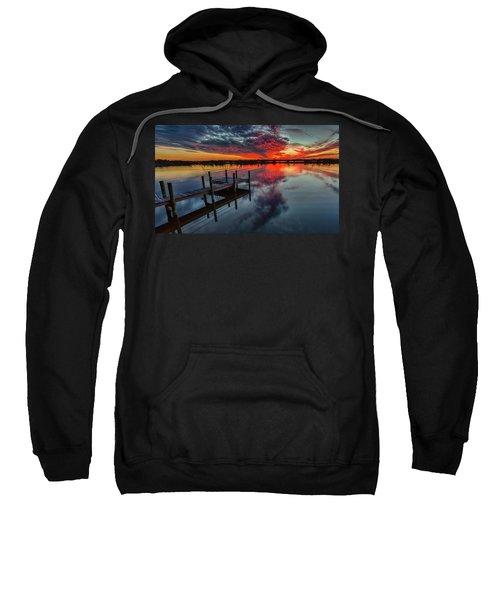 Halifax River Sunset Sweatshirt