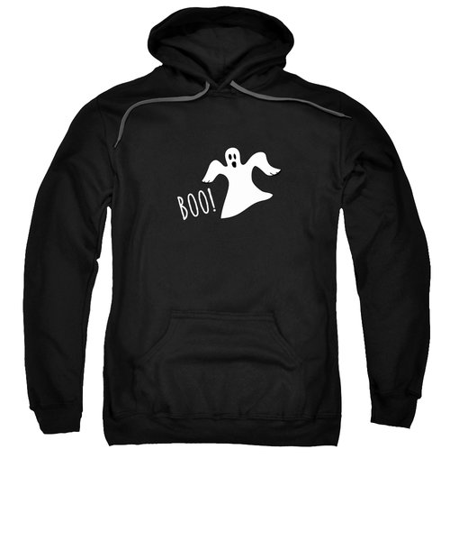 Halloween Ghost Boo Sweatshirt
