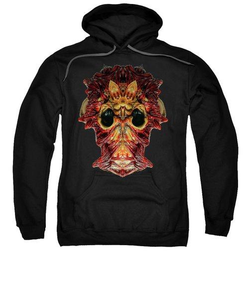 Halloween Mask 01214 Sweatshirt