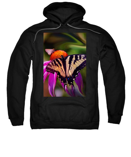 Happiness In Our Own Gardens... Sweatshirt