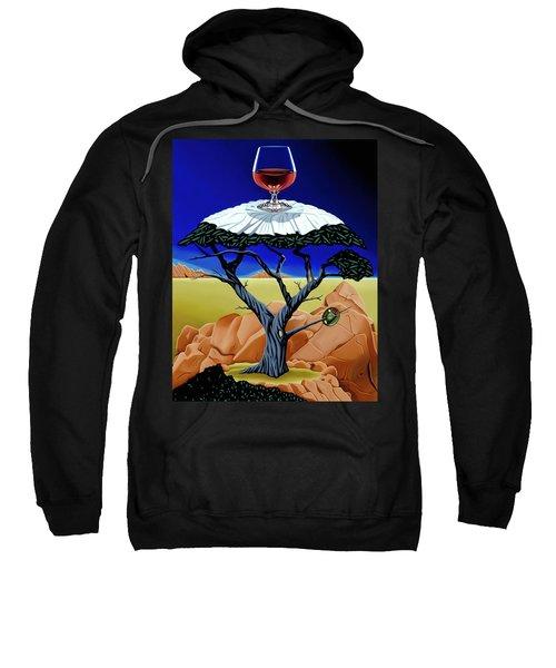 Happy Hour At The Midreal Cypress Sweatshirt