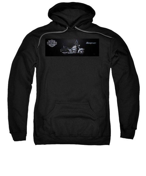 Harley Davidson Snap-on Sweatshirt