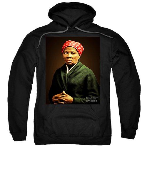 Harriet Tubman Underground Railroad 20160420 Sweatshirt