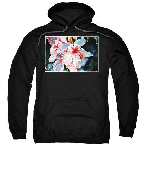 Hawaiian Hibiscus Sweatshirt