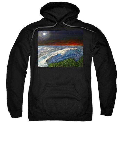 Hawiian View Sweatshirt
