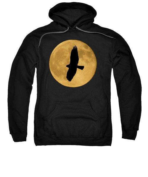 Hawk Silhouette Sweatshirt