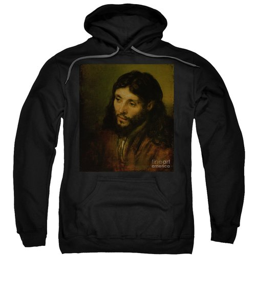 Head Of Christ Sweatshirt