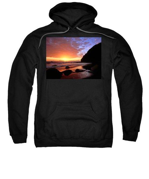 Headlands At Sunset Sweatshirt
