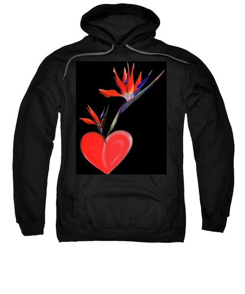 Heart  Of Paradise Sweatshirt