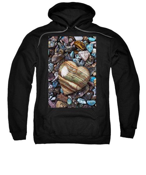 Heart Stone Sweatshirt