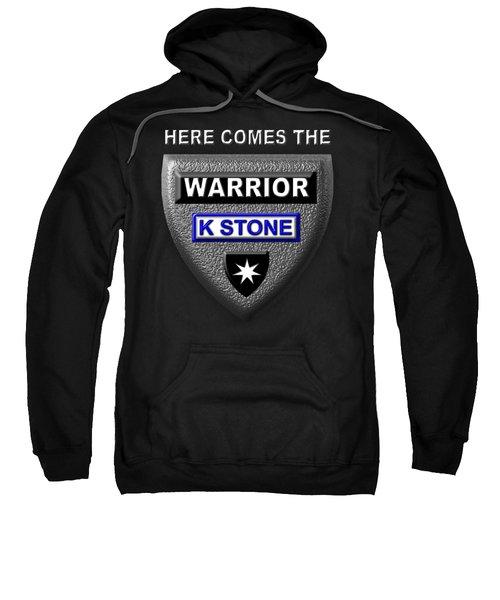 Here Comes The Warrior Sweatshirt