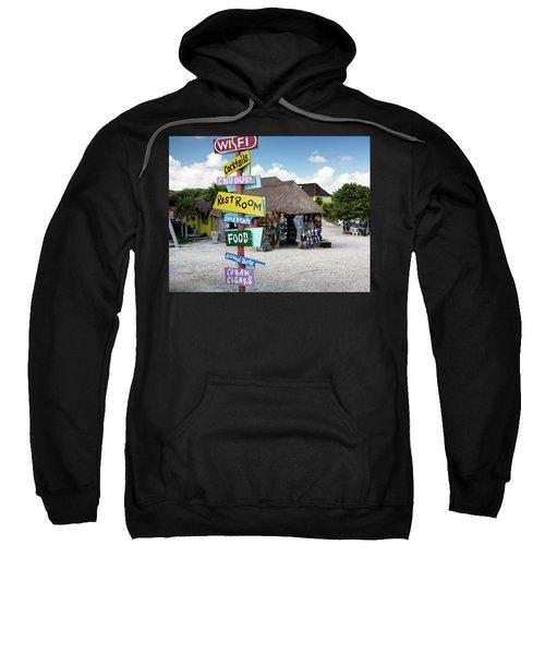 Here's What's Here 2 Sweatshirt