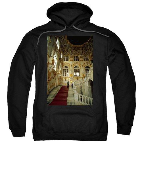 Hermitage Staircase Sweatshirt