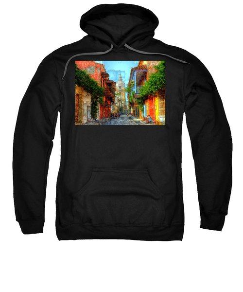 Heroic City, Cartagena De Indias Colombia Sweatshirt