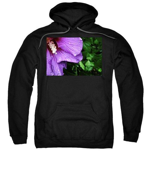 Hibiscus Corner Sweatshirt