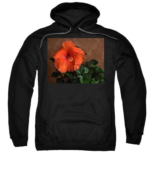Hibiscus Fine Art Sweatshirt