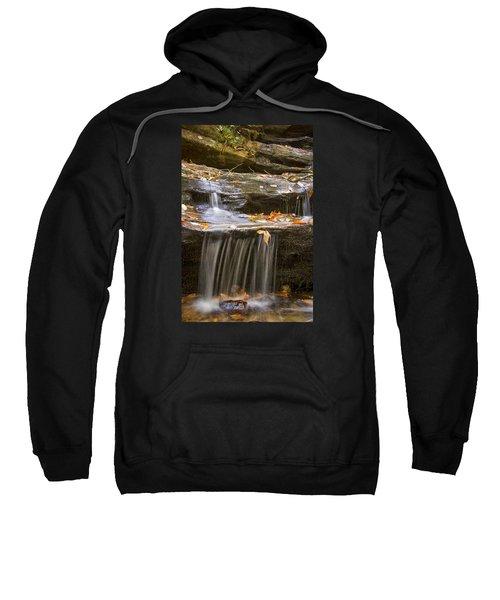 Hidden Falls Detail Sweatshirt